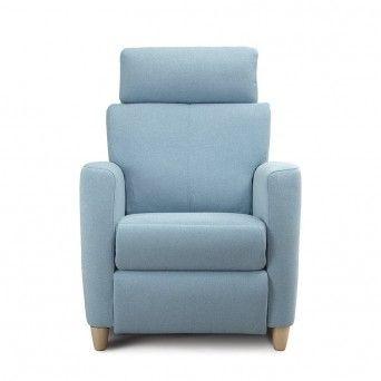 Comprar online sillón reclinable Capri.