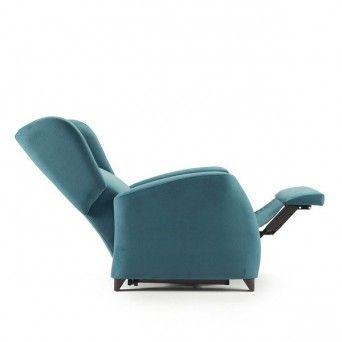 Sillón Pavia reclinable eléctrico.