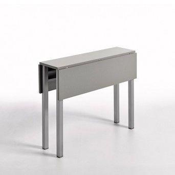 Comprar online mesa extensible de cristal Pol