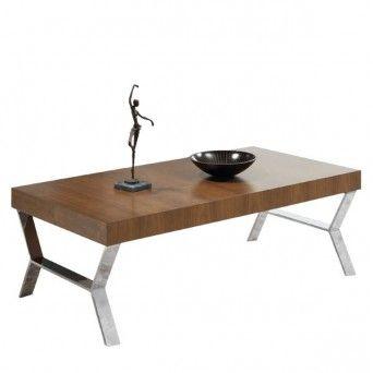Mesa de centro Zen madera