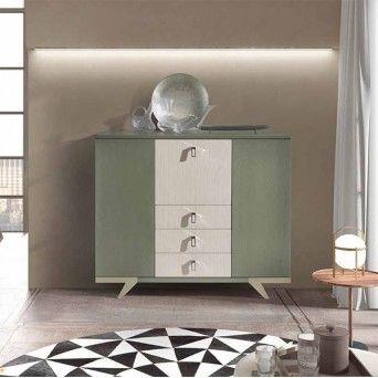 Mueble bar de la colección Inedit de Creaciones SS