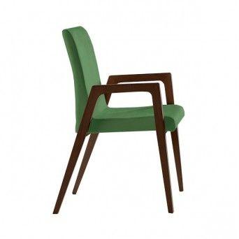 comprar silla con brazo etro wood