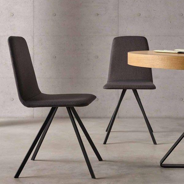Silla moderna Balvet para comedores y salones modernos