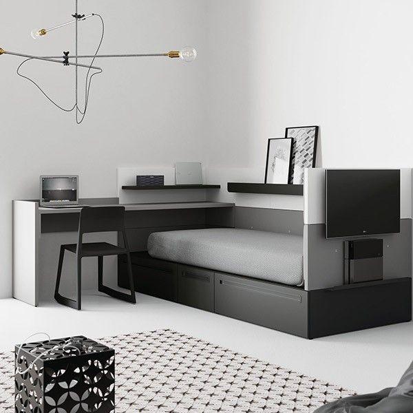 Comprar dormitorio juvenil completo online