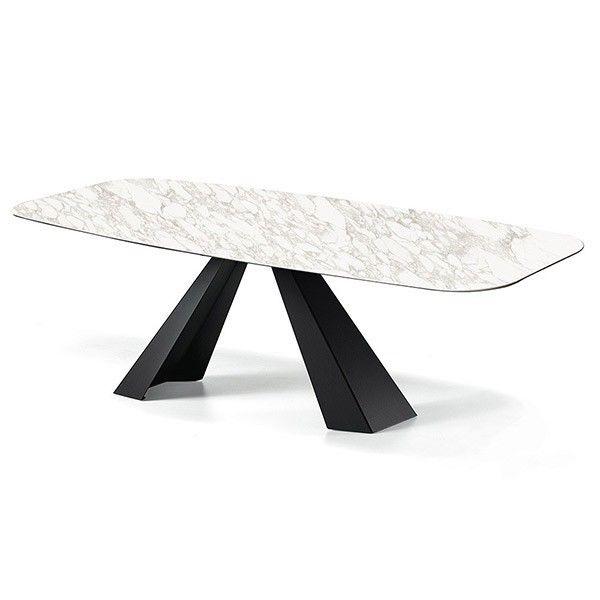 comprar online mesa Eliot Keramik de Cattelan Italia