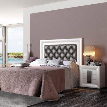 dormitorio Serik de Franco Furniture