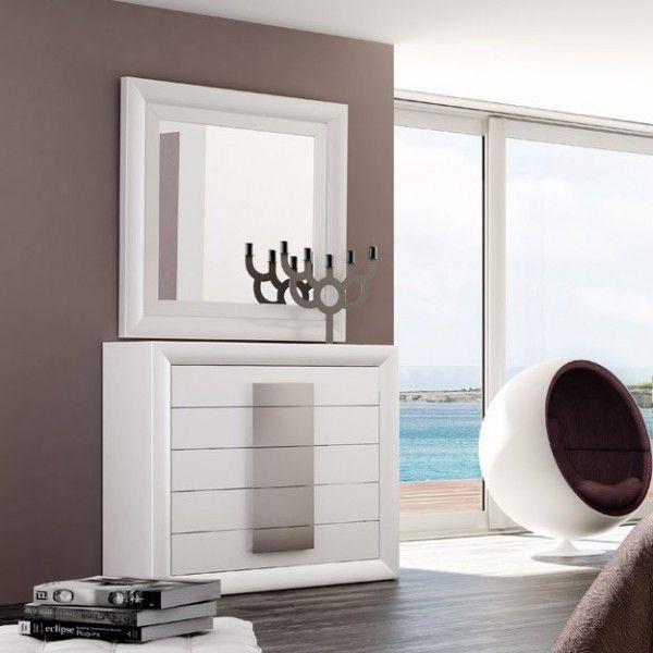 cómoda Serik de Franco Furniture