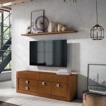 Mueble TV Neva 607 de estilo contemporáneo.