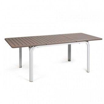 Mesa de terraza extensible Alloro