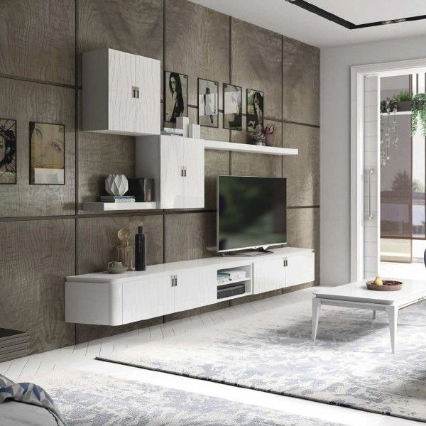comprar composicion de salon en muebles lara