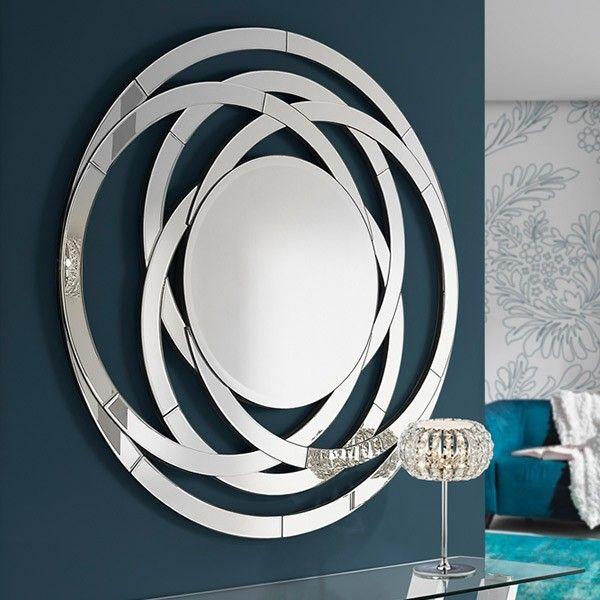 espejo aros en muebles lara