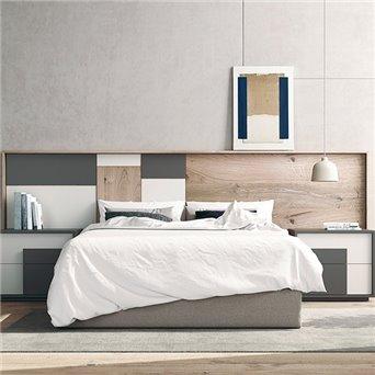 dormitorio contemporáneo Oslo 4