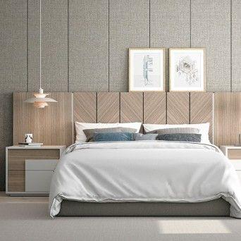 dormitorio contemporáneo Oslo 7